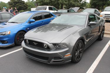 Ford Mustang by MisterEclipse