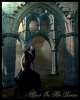 Ghost In The Ruins by AshlieNelson