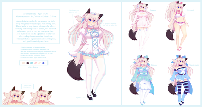 Ivory - 2015 Reference by Blushily