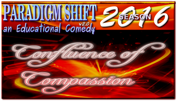 PSEC 2016 feat Kryon Confluence of Compassion by paradigm-shifting