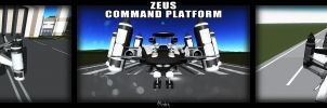 ZEUS Triptych - KSP Build by MinderX