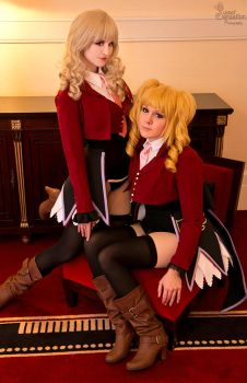 Umineko I by EnchantedCupcake