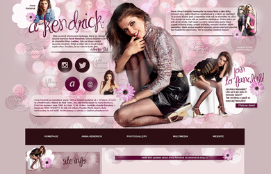 Design ft. Anna Kendrick by PetulaT