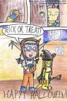 $SPARGUS$ OdeToVin - Halloween by freqrexy