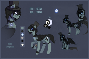 MALE PONY ADOPT Auction [CLOSED] by Grinu
