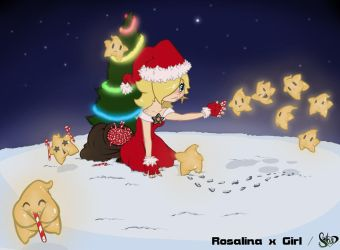 Christmas Rosalina - Lumas love candies by Harmonie--Rosalina