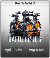 Battlefield 3 - Icon 3 by Crussong