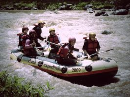rafting expedition by ferycomplicated