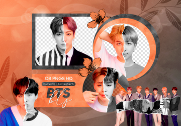 PNG PACK: BTS #62 (Love Yourself 'Answer' L Ver.) by Hallyumi