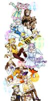 humanized jewelpet ! by shiron2611