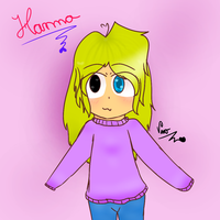 [Request Hanna] by CherryHauntter