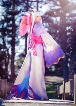 Houmei in shining Wind by NicaCosplay