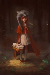 Red Riding Hood by SneznyBars