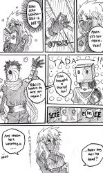 CM: Part 1 Ch 117 Scarecrows By MadaraUchiha-Chan by LatinaShewolf