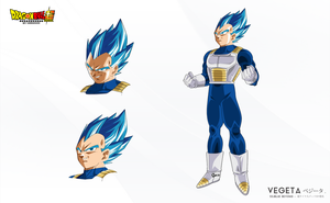 Super Saiyan God Super Saiyan Evolution by naironkr