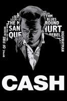 Johnny Cash poster by Charly-Bald
