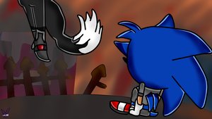 Sonic forces genderbend by Camy58