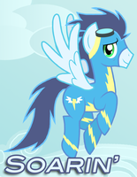 Soarin' by Xain-Russell