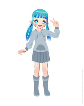 My entry to MichiruBokido's contest by Azagwen