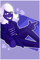 Rouxls Kaard by KarinaDraws