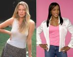 Celeb Catfight - Kim Basinger vs Lenda Murray by Fightinglisa