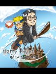 Harry Potter and Naruto by AlexanderDefeo