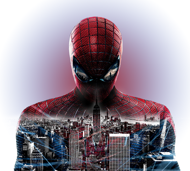 The Amazing Spiderman by Metalliex-XYZ
