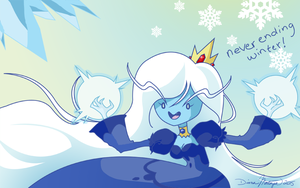 lousy smarch weather by yume