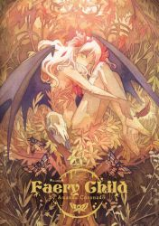 Faery Child Cover by Cinnamoron