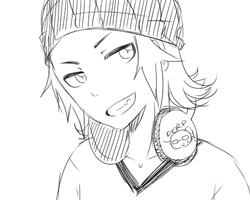 Yata Sketch by RieBrehd