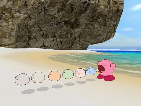 MMD NO KIRBY DONT by connect9