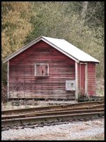 Shack By The Track by Adaera