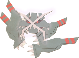 Mega Metagross by Paprik-a