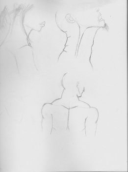 Neck Shoulders Study by FStop231
