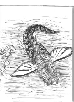 Placodermi 132 by avancna