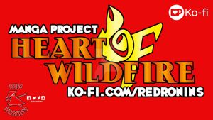 HEART OF WILDFIRE - KOFI fundraiser by FallenAngelGM