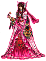 SB. Aki-Hime Alt. Outfit by SpiritLullaby