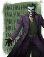 Joker by mullerpereira