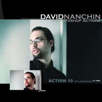Photoshop Action: ColourCast by davidnanchin