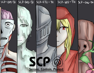 SCP TH by WearthCO2