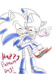 Happy father's day! by sonictailsbro