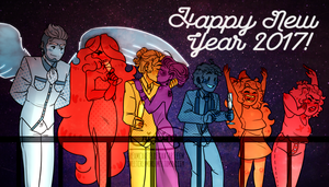 Happy New Year! by creamcake13
