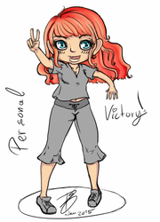 Victory in color -v2 by Angelx91