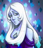 Blue Diamond by CookieFox6