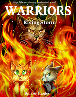 Warrior Cats Rising Storm by BreezyBunny