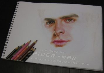 Peter Parker - The Amazing Spider-Man WIP 4 by im-sorry-thx-all-bye