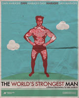 World's Strongest Man by Natewich4lunch