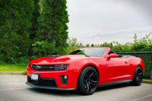 ZL1 Cabrio by SeanTheCarSpotter