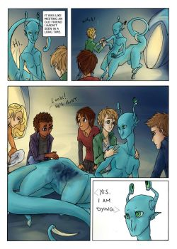 The Invasion Ch. 2, Pg. 4 by CamishCD