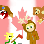Canada (Theme) by SansSkeletonHUN